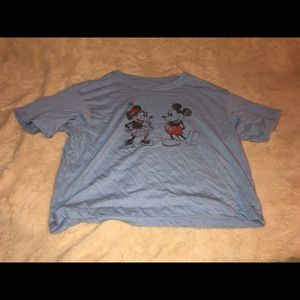 Limited Time AEO Disney Edition Crop Top